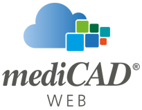 hp mediCAD web